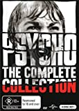Psycho - The Complete Collection - Psycho I - IV / Psycho (1998) / Bates Motel (1987) / The Psycho Legacy (2010) [8 DVD Boxset] [Australien Import]