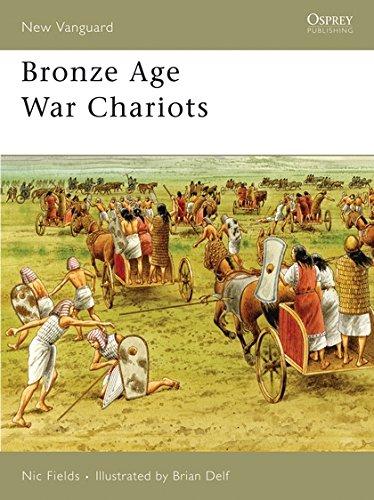 Bronze Age War Chariots (New Vanguard) por Nic Fields
