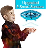 Innoo Tech Kids Drone Hand Operated UFO Drones for Kids or Adults Hands Free Mini Drone Helicopter Suspension