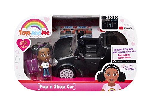 Toys AndMe 12205Pop N Shop Auto Spielset, Multi