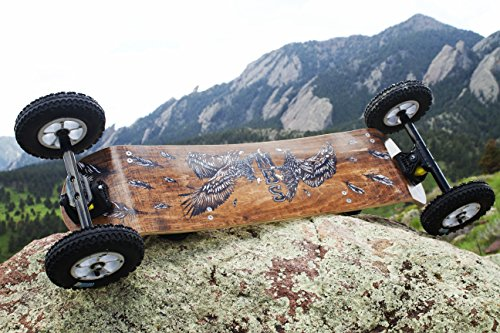 MBS Comp 95X Mountainboard -