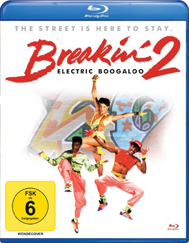 Breakin' 2: Electric Boogaloo [Blu-ray] Preisvergleich
