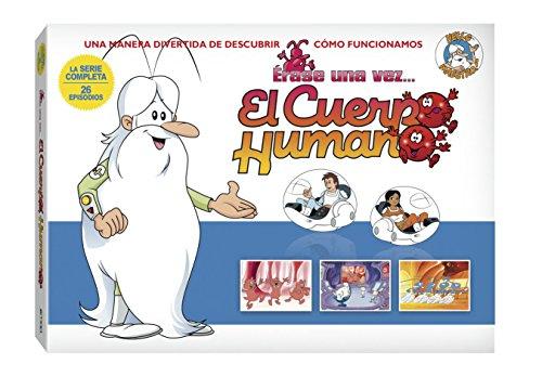Erase Una Vez…El Cuerpo Humano: Maleta 2012 [DVD]