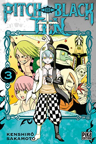 Pitch-Black Ten Edition simple Tome 3