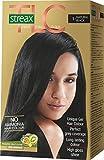 Streax Hair Colour Tlc Natural Balck No.1, 170ml