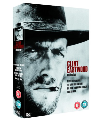Clint Eastwood Westerns Box Set [Reino Unido] [DVD]