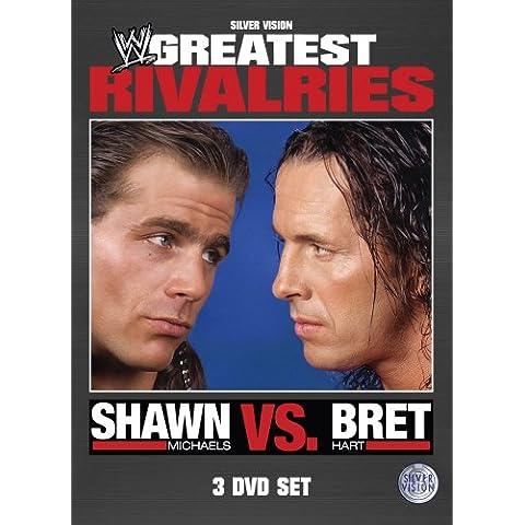 Shawn Michaels vs Bret Hart: WWE's Greatest Rivalries