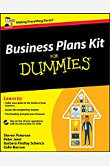 Business Plans Kit For Dummies (UK Edition) Paperback