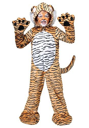 Fancy Dress Kostüm Jungle Book - Premium Tiger Child Fancy dress costume Medium
