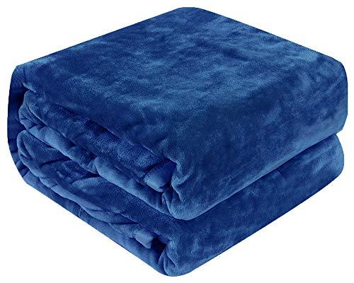 Luxury Ultra Suave Felpa Polar ligero para manta/manta de cama