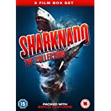 Sharknado Collection 1-3 Boxset