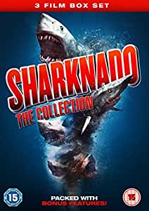 Sharknado Collection 1 3 Boxset Dvd Amazon Co Uk Tara