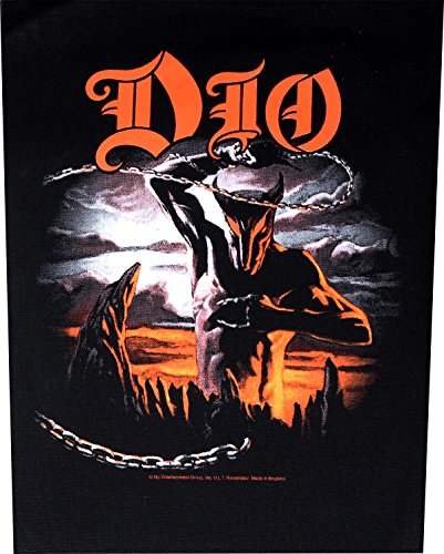 Toppa Dio, Holy Diver Back Patch Toppa