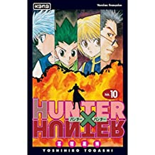 Hunter X Hunter - Tome 10