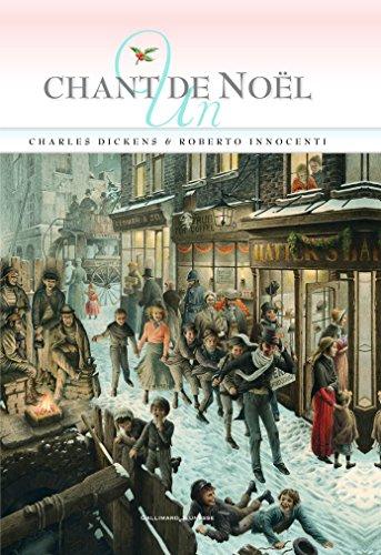 Un chant de Noël: Une histoire de fantômes pour Noël par Charles Dickens