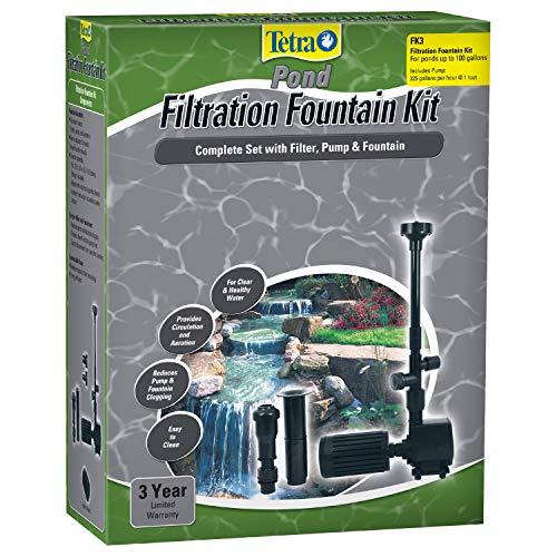 Tetra 3er Filtration Fountain Kit -