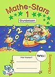 Mathe-Stars - Grundwissen - TING-Ausgabe: 1. Schuljahr - Übungsheft: Mit Lösungen