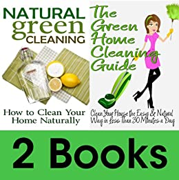Book package the green home cleaning guide clean your for Green home guide