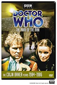 Doctor Who: Mark of the Rani - Episode 140 [DVD] [1963] [Region 1] [US Import] [NTSC]