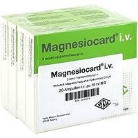 MAGNESIOCARD i.v. Injektionslösung 200 Milliliter preisvergleich bei billige-tabletten.eu