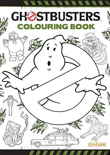 Ghostbusters Colouring Book por Centum Books