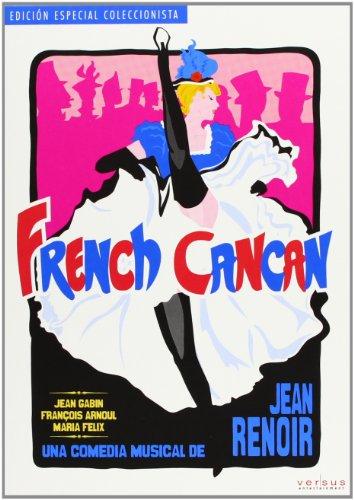 French Cancan (Import Dvd) (2013) Jean Gabin; Françoise Arnoul; María Féli; An