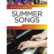 Really Easy Piano: Summer Songs