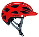Casco Erwachsene Helm Active TC, Rot, 57-61 cm, 15.04.0815.L