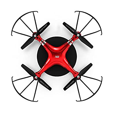 Dolass Drone with Camera 1080P HD Live Video WiFi Quadcopter with LED Light for Beginners and Kids, Altitude Hold/Headless Mode/3D Flips, Easy to use