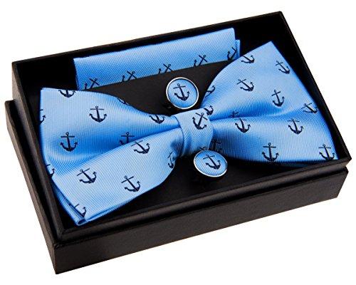 classic-woven-anchor-muster-vorgebundene-fliege-127-cm-w-pocket-square-manschettenknopfe-geschenk-se