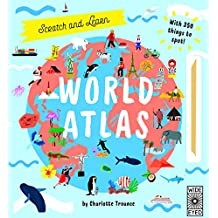 Scratch and Learn World Atlas (Scratch and Discover)