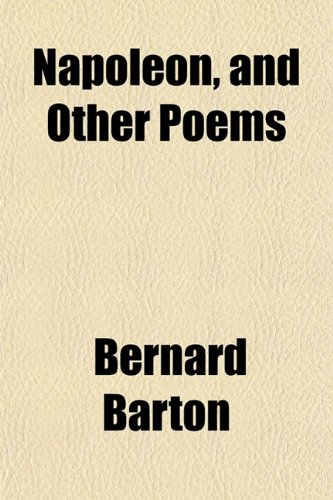 Napoleon, and Other Poems