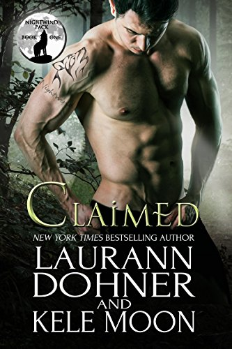 Claimed (Nightwind Pack Book 1) (English Edition)