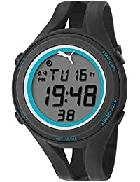 Puma Time Herren-Armbanduhr Air-III Digital Quarz Kautschuk PU911171001