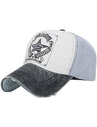 Nueva moda hombres Boy mujer niña Unisex ajustable Gorra de béisbol hip-hop sombrero  gorra deportes al aire libre cap Casual verano… b87767bf5be