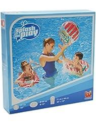 CIEFU-Colchón infantil , waterpolo,Yongquan 3 en 1 para playa agua 71*46cm/51/56/