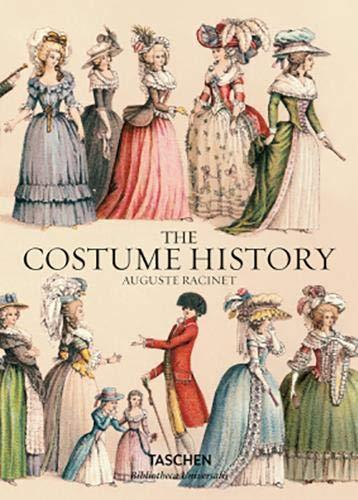 Racinet. The Costume History (Bibliotheca Universalis) por Françoise Tétart-Vittu