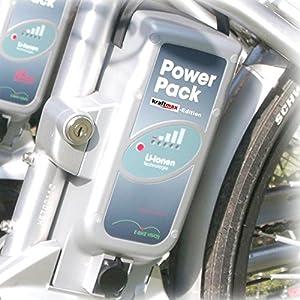 E-Bike Vision Powerpack Akku für Panasonic 26V Antrieb - 21 AH - NEUESTE VERSION (für Flyer / Kalkhoff / Kettler / Raleight / Victoria / uvm.) - Kraftmax Edition