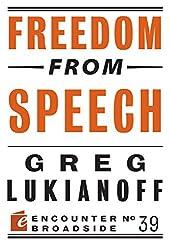 Freedom from Speech (Encounter Broadside)
