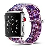 DIPOLA Correa de Reloj Bandas de Reemplazo para Apple Watch Series 1/2/3 38mm de Correas de Moda