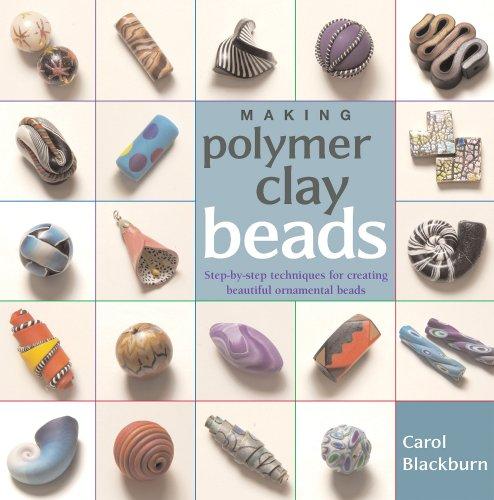 Making Polymer Clay Beads por Carol Blackburn