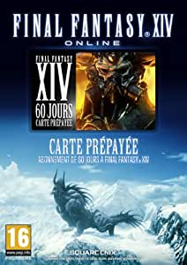 Final Fantasy XIV : A Realm Reborn (Carte abonnement)