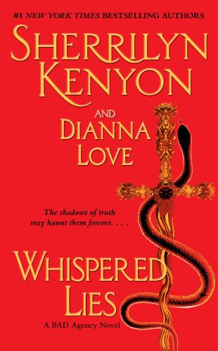 Whispered Lies (B.A.D.: Bureau of American Defense)