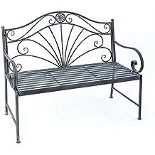 suchergebnis auf f r gartenb nke metall. Black Bedroom Furniture Sets. Home Design Ideas