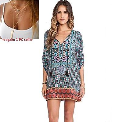 Malloom® - Vestido Suelto