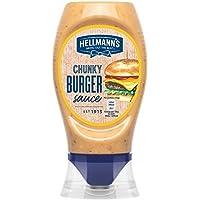 Hellmann's Chunky Burger Table Sauce 250ml