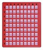 Eduplay-120024 13,5 x 15,5 x 1,5 cm, con manuale di gioco oltre-Calcolatrice