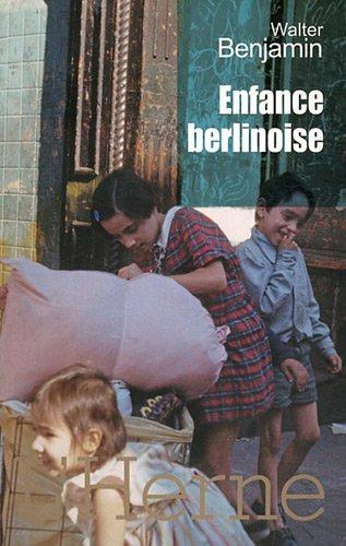 Enfance berlinoise vers 1900 : Version dite de Giessen (1932-1933)