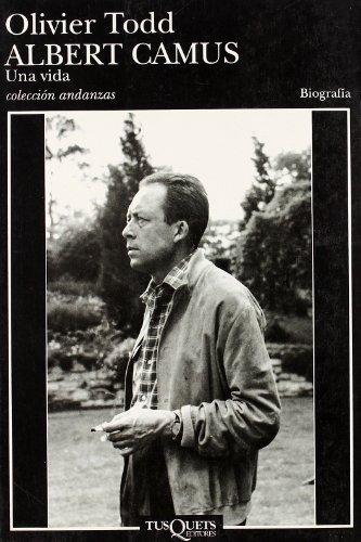 Albert Camus. Una Vida