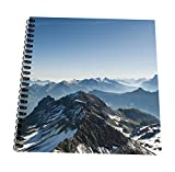 3dRose db_82636_3 Switzerland. Jungfrau massif, mountains-EU29 MDE0175-Michael DeFreitas-Mini Notepad, 4 by 4""